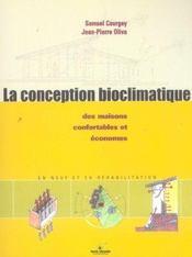 La conception bioclimatique - Intérieur - Format classique