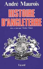 Histoire d'angleterre - Intérieur - Format classique