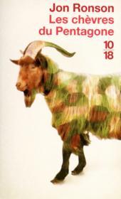 Les chèvres du Pentagone - Couverture - Format classique