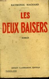 Les Deux Baisers. - Couverture - Format classique