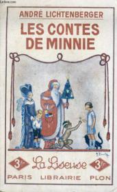 Les Contes De Minnie - Couverture - Format classique