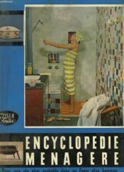 Encyclopedie Menagere - Couverture - Format classique