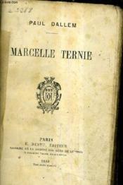Marcelle Ternie. - Couverture - Format classique