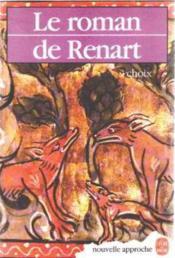 Le roman de Renart - Couverture - Format classique