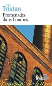 Promenades dans Londres - Couverture - Format classique