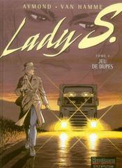 Lady S. T.4 ; jeu de dupes - Intérieur - Format classique