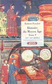 Histoire du moyen-age tome 5 - Intérieur - Format classique
