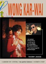 Wong Kar-Wai - Couverture - Format classique