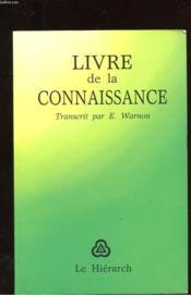 Livre De La Connaissance - Couverture - Format classique