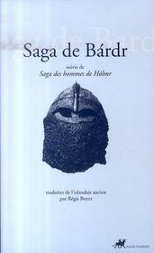 Saga de Bárdr ; saga des hommes de Hólmr - Intérieur - Format classique