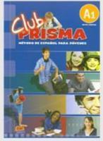 Club prisma a1 libro de alumno cd - Couverture - Format classique