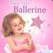 Baby Star Ballerine - Intérieur - Format classique