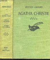 Oeuvres Choisies. Abc Contre Poirot. L Affaire Prothero. Le Flux Et Le Reflux. - Couverture - Format classique
