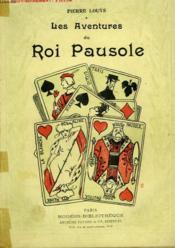 Les Aventures Du Roi Pausole. Collection Modern Bibliotheque. - Couverture - Format classique