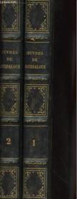 Oeuvres De Bourdaloue De La Compagnie De Jesus En Deux Tomes - Couverture - Format classique