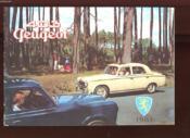 403 Peugeot. Plaquette - Couverture - Format classique