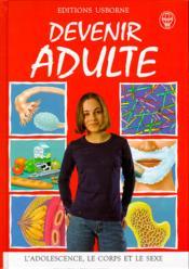 Devenir Adulte - Couverture - Format classique