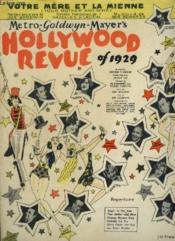 Hollywood Revue : Votre Mere Et La Mienne / Your Mother And Mine - Piano Et Chant. - Couverture - Format classique