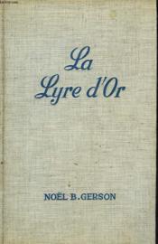 La Lyre D'Or - Couverture - Format classique