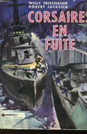 Crosaires En Fuite - The Navy'S Here! - Couverture - Format classique