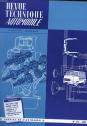 Revue Technique Automobile - N°241 - Couverture - Format classique