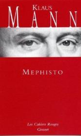 Méphisto - Couverture - Format classique