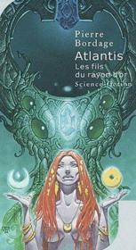 Atlantis ; les fils du rayon d'or - Couverture - Format classique
