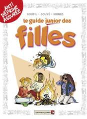 Le guide junior des filles - Couverture - Format classique