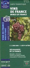 Vins de France / wines of France - Intérieur - Format classique