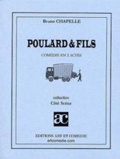 Poulard et fils - Couverture - Format classique