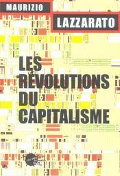 Les revolutions du capitalisme - Intérieur - Format classique