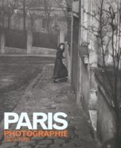 Paris Photographie 1900-1968 - Couverture - Format classique