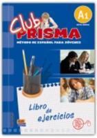 Club prisma a1 libro de ejercicios - Couverture - Format classique