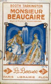 Monsieur Beaucaire - Couverture - Format classique