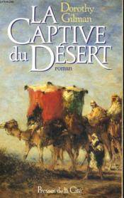 La Captive Du Desert - Couverture - Format classique