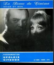 Revue De Cinema - Image Et Son N° 233 - Alphaille - L'Aurore - Les Bas-Fonds - La Blonde Et Le Sherifs ... - Couverture - Format classique