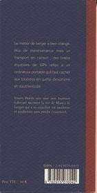 Manex, berger des étoiles - 4ème de couverture - Format classique