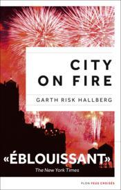 City on fire - Couverture - Format classique