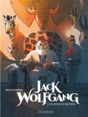 Jack Wolfgang T.3 ; un amour de panthère - Couverture - Format classique