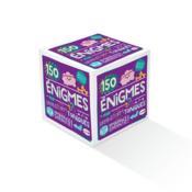 ROLL'CUBE ; 150 énigmes - Couverture - Format classique