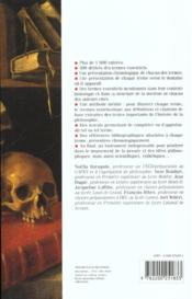 Dictionnaire De Philosophie ; 2e Edition - 4ème de couverture - Format classique