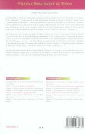 Interet general et concurrence. essai sur perennite droit public en eco de marche. vol 51 - 4ème de couverture - Format classique