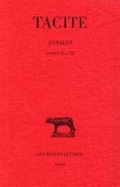 Annales t3 l11-12 - Couverture - Format classique
