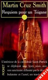 Requiem Pour Un Tzigane - Couverture - Format classique