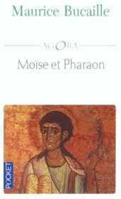 Moïse et Pharaon - Couverture - Format classique