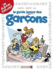 Le guide junior des garçons - Couverture - Format classique