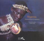 Ngenza, Ceremonie De La Connaissance - Intérieur - Format classique