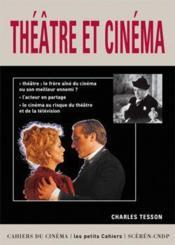 Théâtre et cinéma - Couverture - Format classique