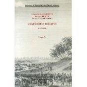 L'expédition d'Egypte t.6 ; 1798-1801 - Couverture - Format classique