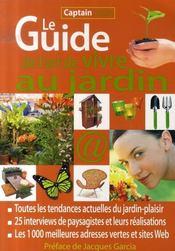 Le guide de l'art de vivre au jardin - Intérieur - Format classique